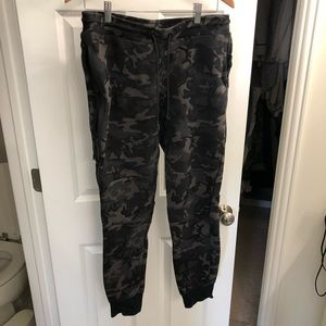 Nike Tech Fleece Pro Jogger - Camo Large